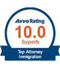Avvo Rating supurb rating