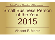 2015 Small Business Award icon